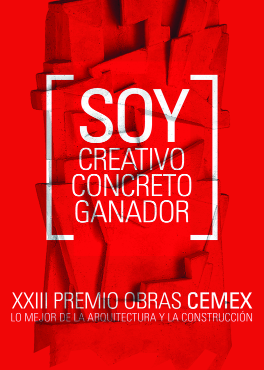 Hoy inicia la convocatoria de XXIII Premio Obras CEMEX