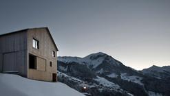 Casa Fontanella / Bernardo Bader Arquitectis
