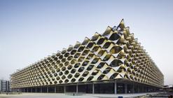 Biblioteca nacional King Fahad / Gerber Architekten