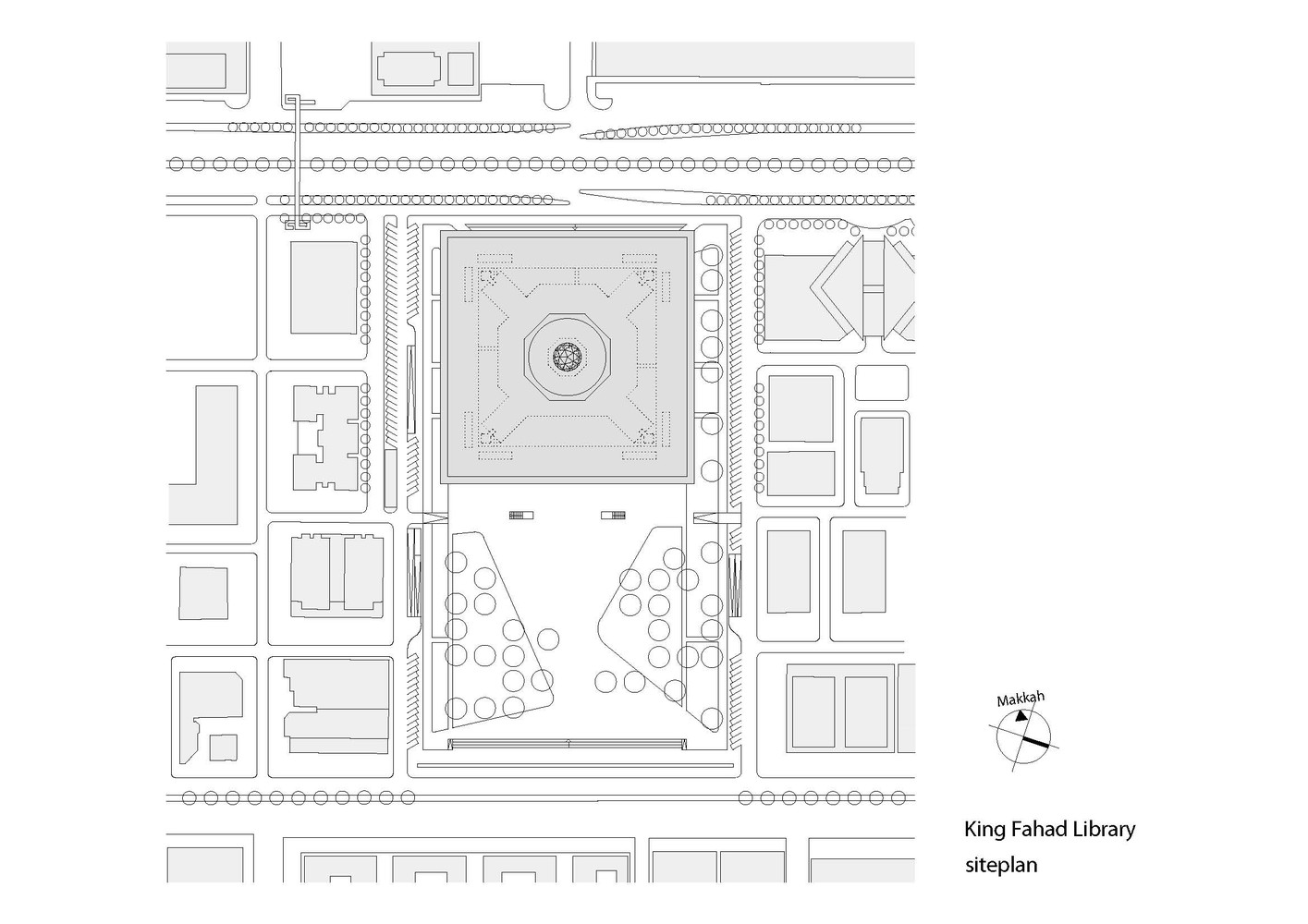 Gallery Of King Fahad National Library Gerber Architekten 15 Gm 2 Engine Parts Diagram Libraryfloor Plan