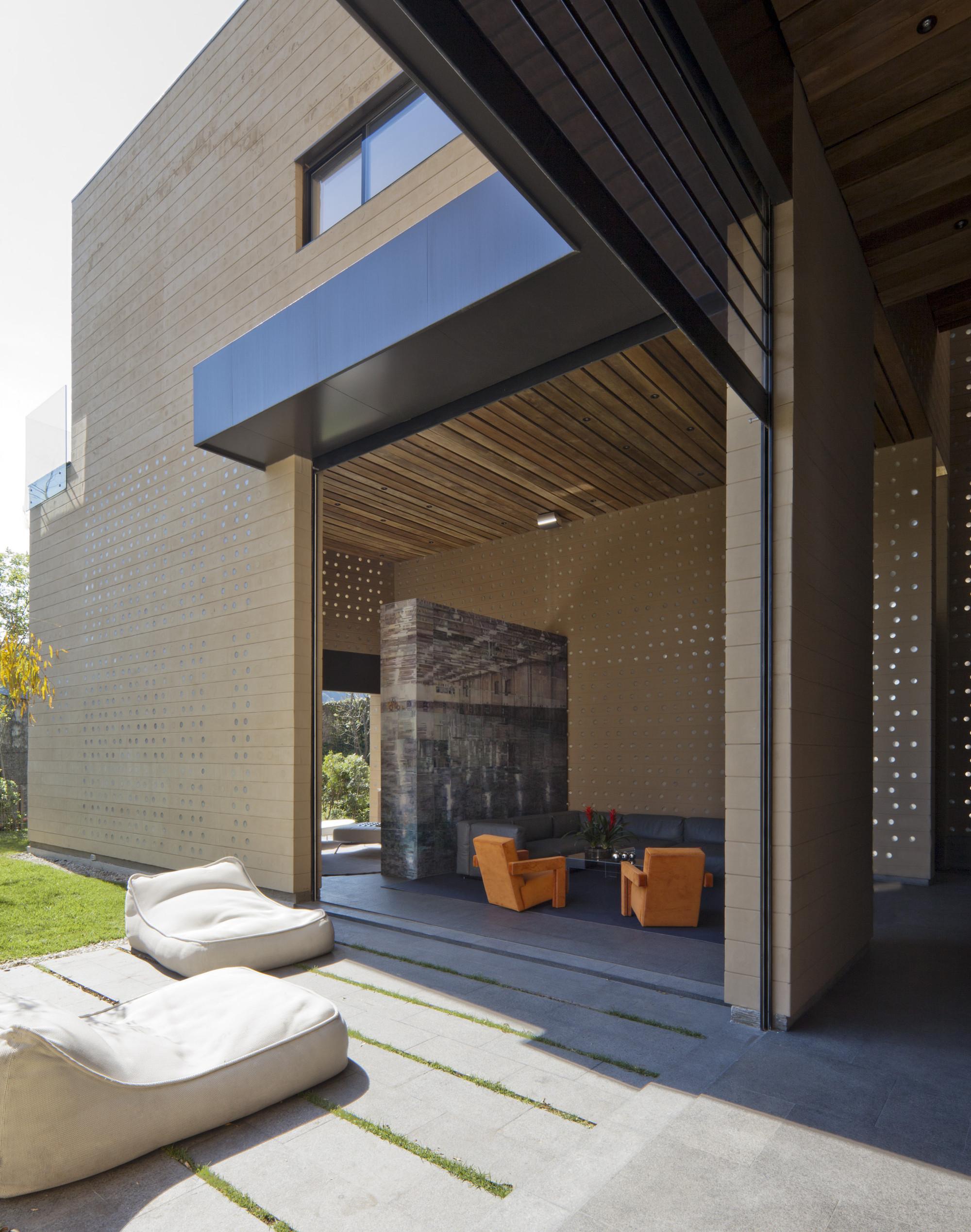 Galeria de casa tierra serrano monjaraz arquitectos 7 for Arquitectos para casas