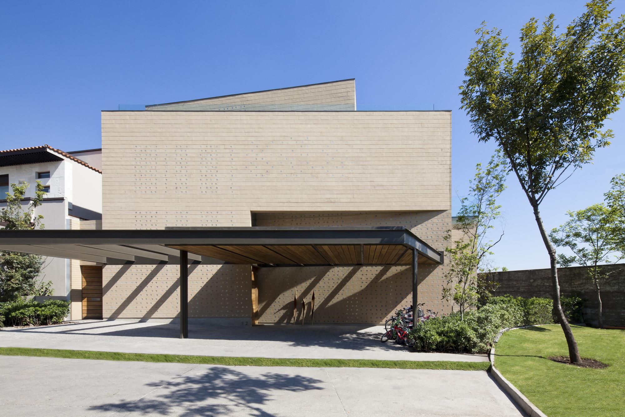 Galeria de casa tierra serrano monjaraz arquitectos 1 for Casa de arquitectos