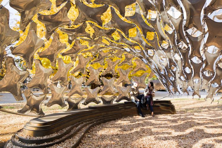 Noventa e Nove Falhas / The University of Tokyo Digital Fabrication Lab, © Hayato Wakabayashi