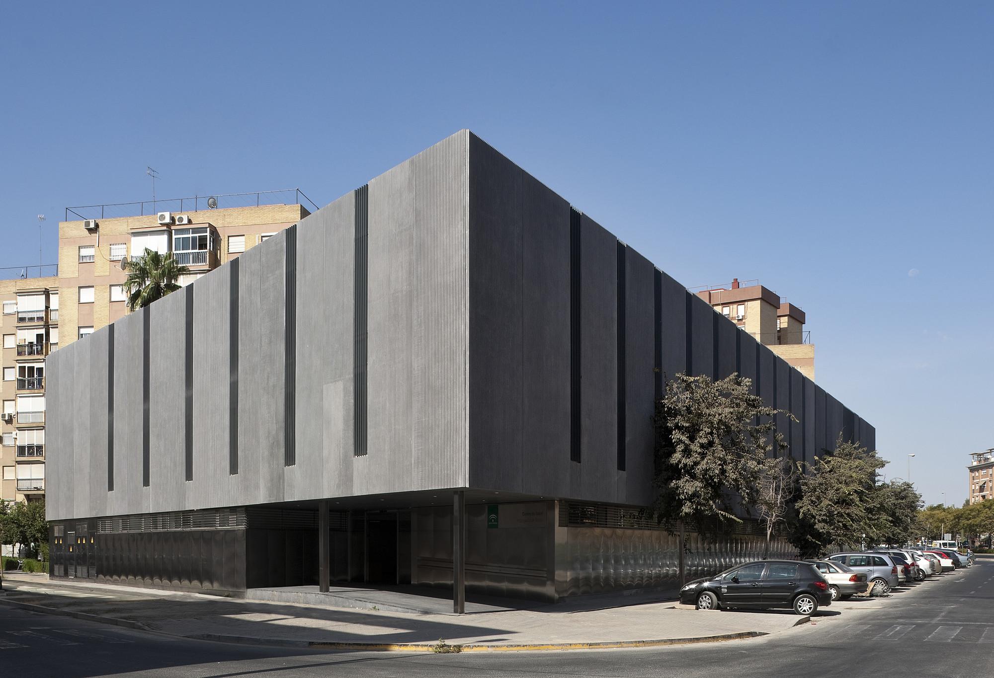 Alamillo Health Center / Suárez Corchete, © Fernando Alda
