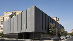 Alamillo Health Center / Suárez Corchete