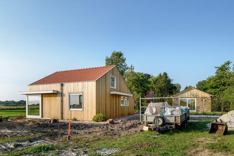 Casa en Hollansche Rading / Korteknie Stuhlmacher Architecten, © Moritz Bernoully