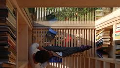 Garden library / Mjölk architekti