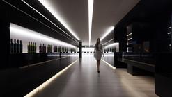Vegamar Seleccion Wine Shop / Fran Silvestre Arquitectos