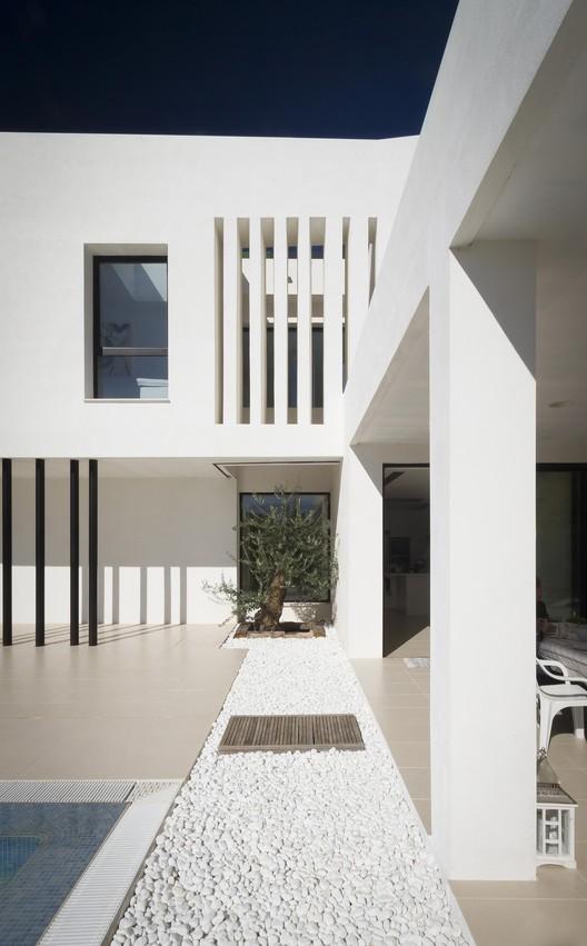 Casa Avilés-Ramos / Ceres A+D, © Luis Ceres Ruiz