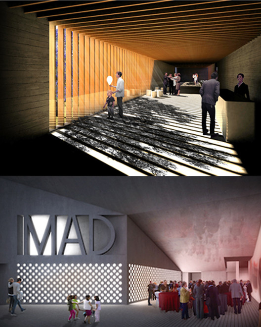 Vencedores do concurso MAD Project Mendoza