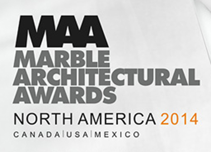 Marble Architectural Awards North America 2014
