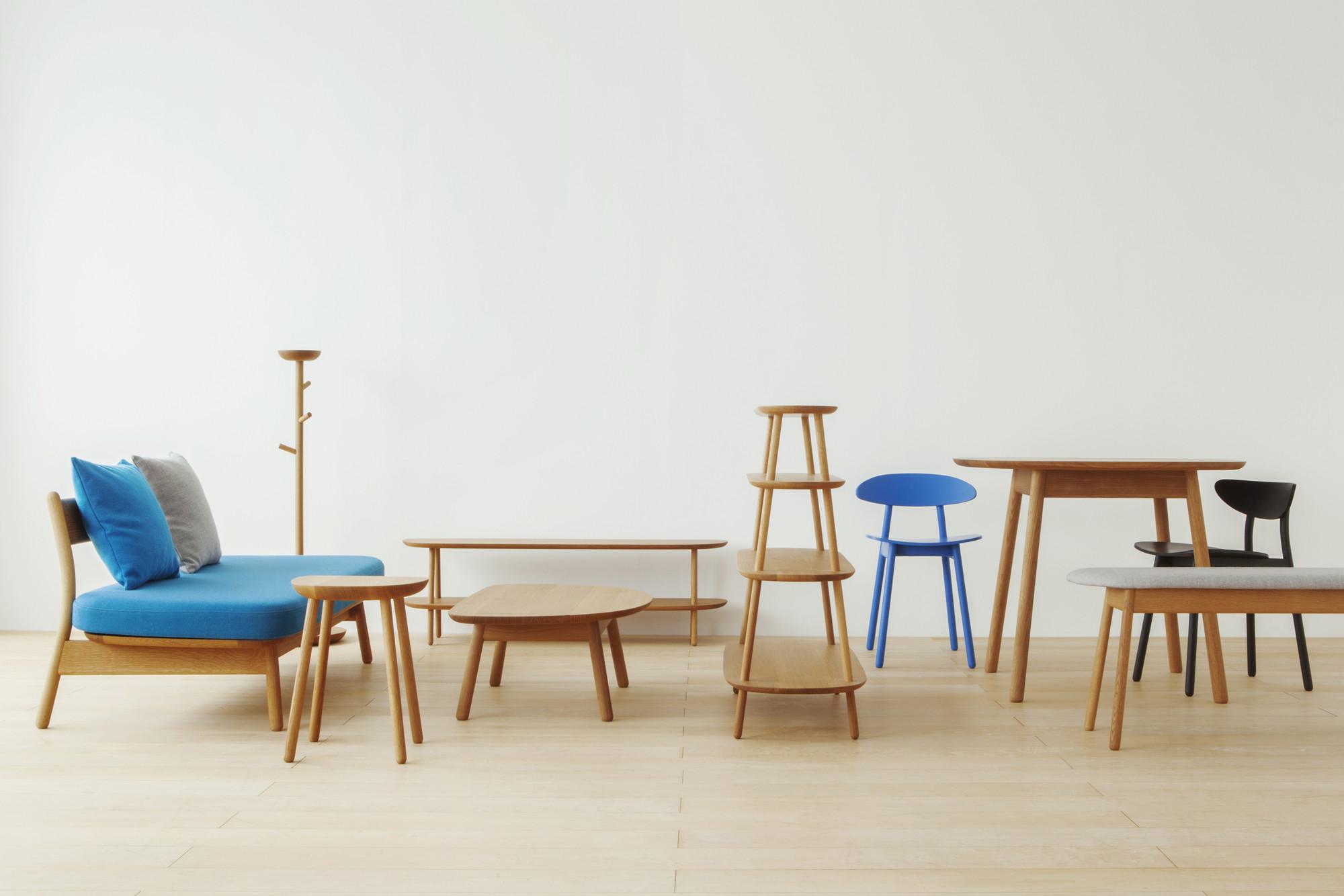 Serie Cobrina / Torafu Architects, © yoshitsugu fuminari