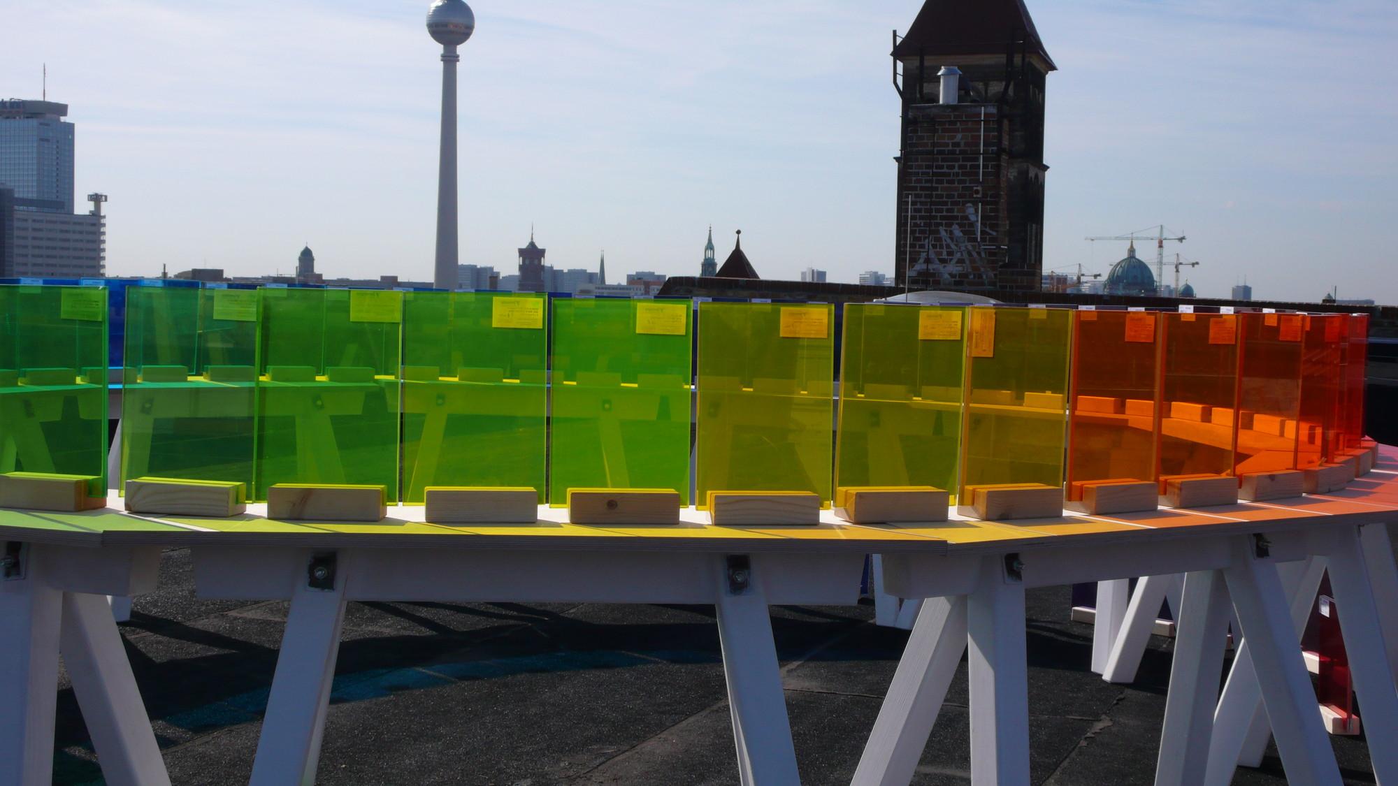 Gallery Of Your Rainbow Panorama    Studio Olafur Eliasson