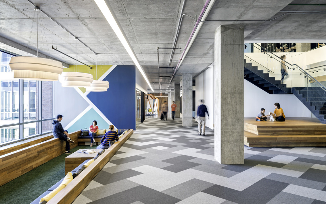 Gallery of cisco offices studio o a 31 for Office design news