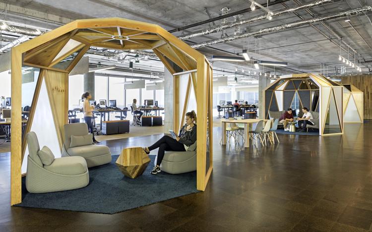 Oficinas de Cisco / Studio O+A, © Jasper Sanidad