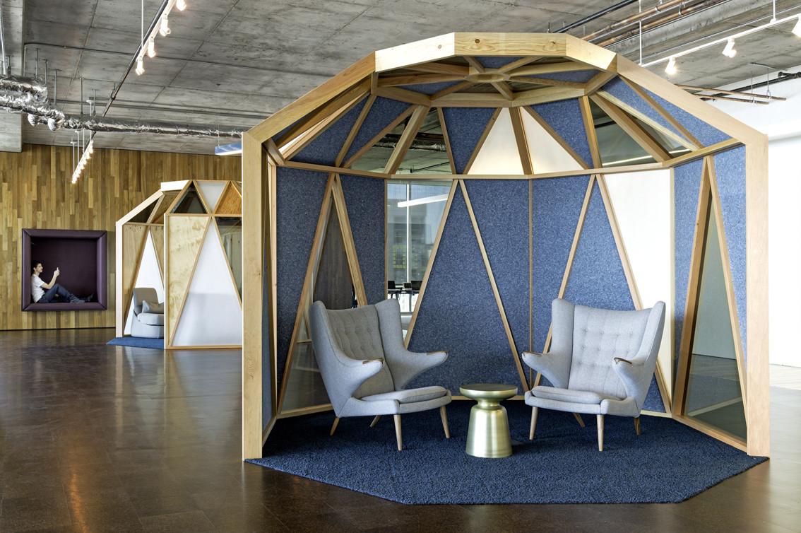 Gallery of Cisco Offices Studio OA 6