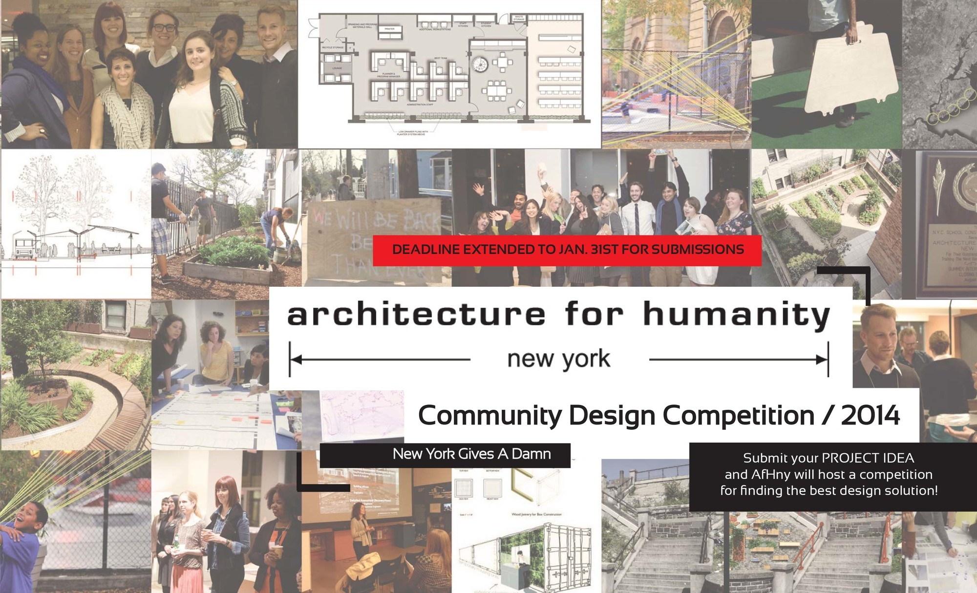 Architecture For Humanity NY Community Design Competition