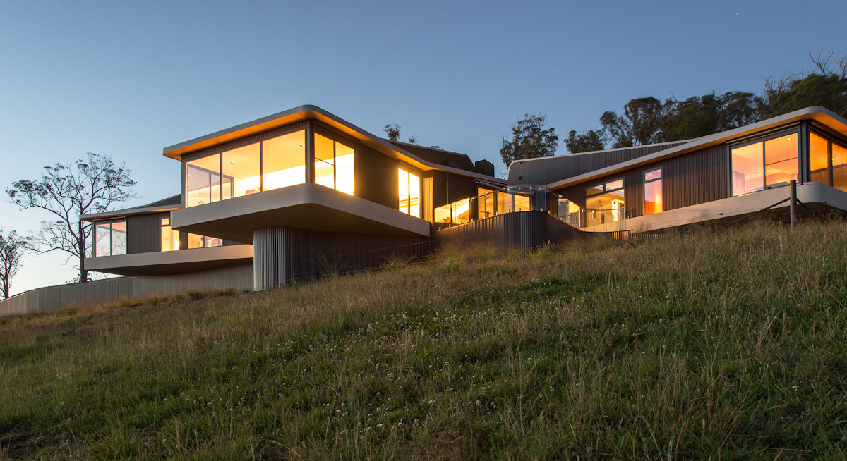 gallery of high country house luigi rosselli architects 12