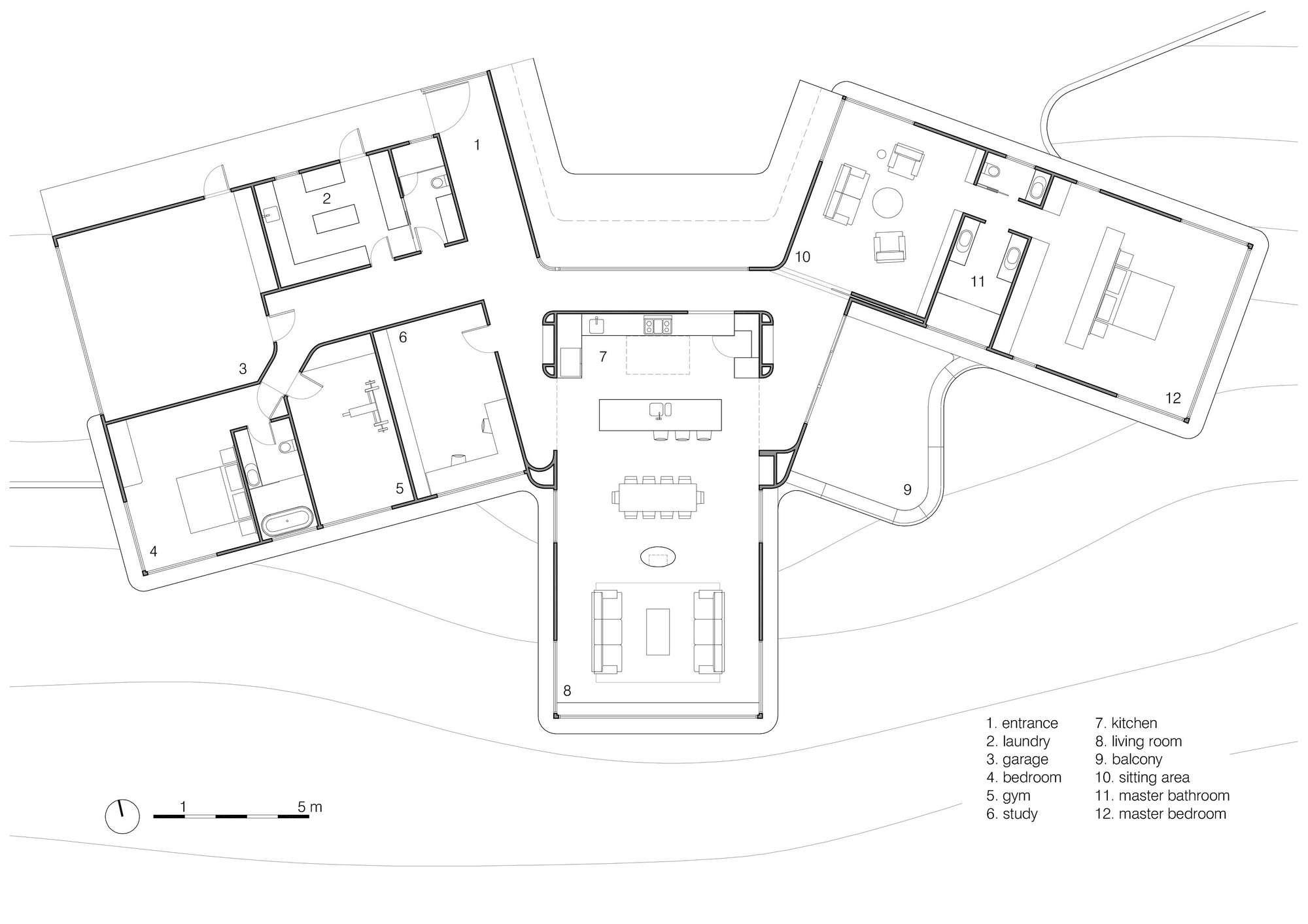 Awesome Ground Floor Plan
