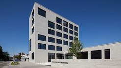 Mannheim Water Treatment Works / Motorplan Architektur + Stadtplanung