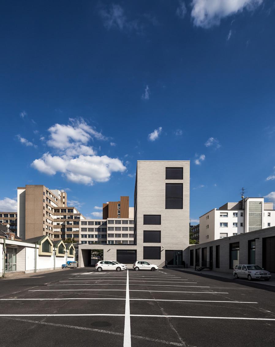 Gallery of mannheim water treatment works motorplan - Architektur mannheim ...