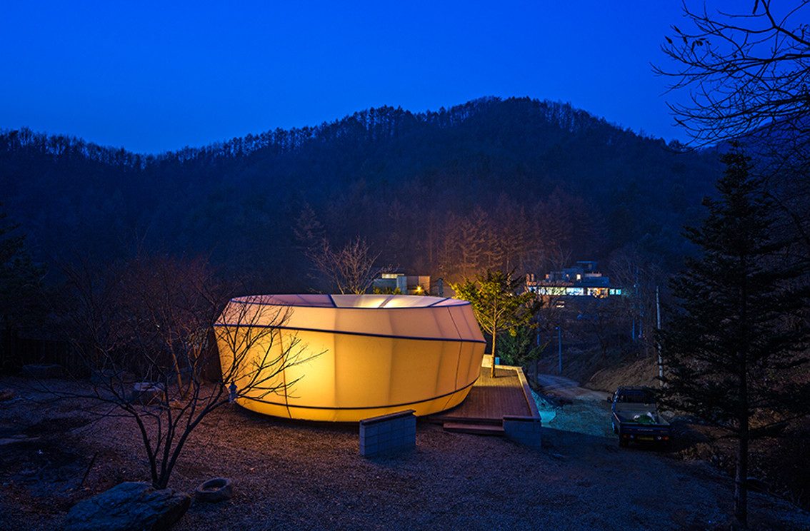 Glamping for Glampers / ArchiWorkshop, © June Young Lim