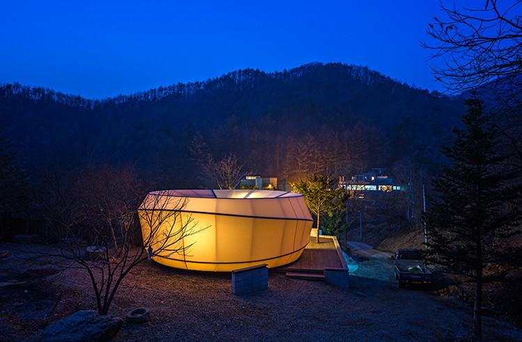 Glamping for Glampers / ArchiWorkshop, © Juneyoung Lim