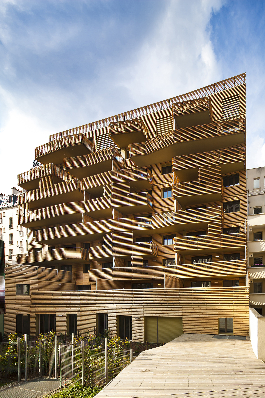 Grenelle 35 Logements Peripheriques Architectes Archdaily