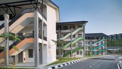 Desa Mahkota School / Eleena Jamil Architect