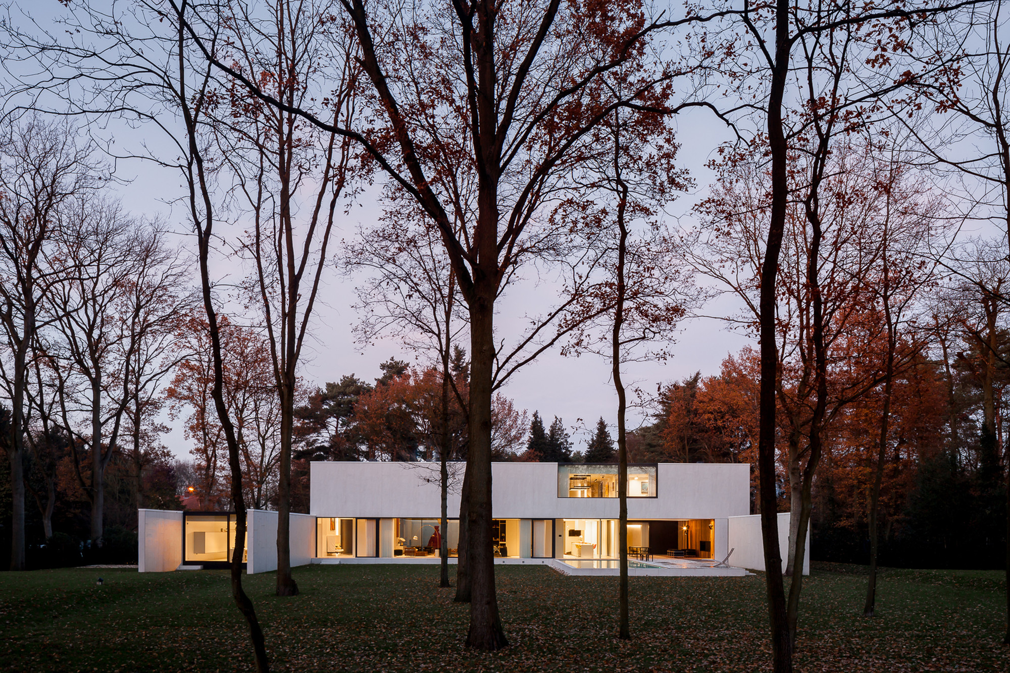 DM Residence / CUBYC architects bvba, © Thomas De Bruyne