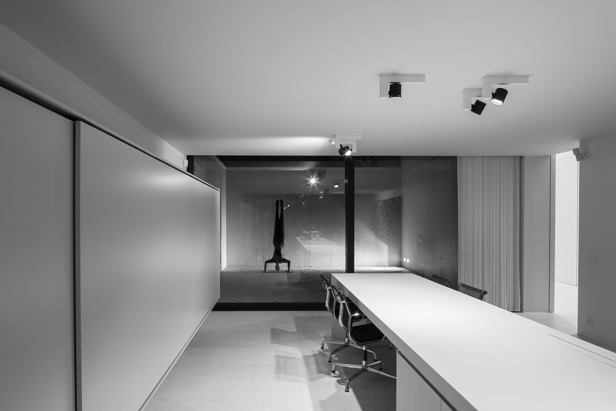 Dm Residence Cubyc Architects Bvba Archdaily