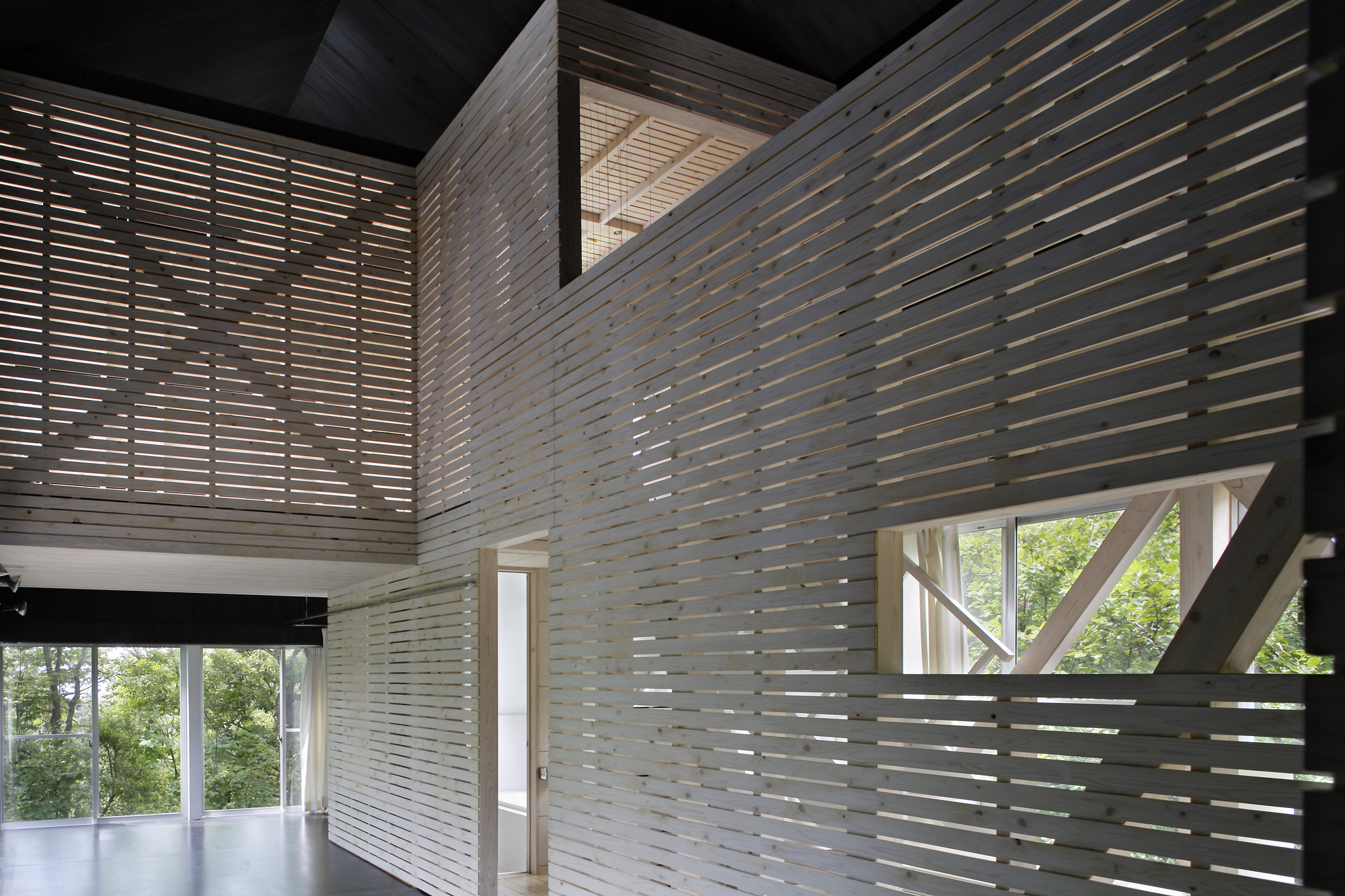 Cottage in Tsumari /  Daigo Ishii + Future-scape Architects, © Koji Fujii