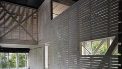 Cottage em Tsumari /  Daigo Ishii + Future-scape Architects