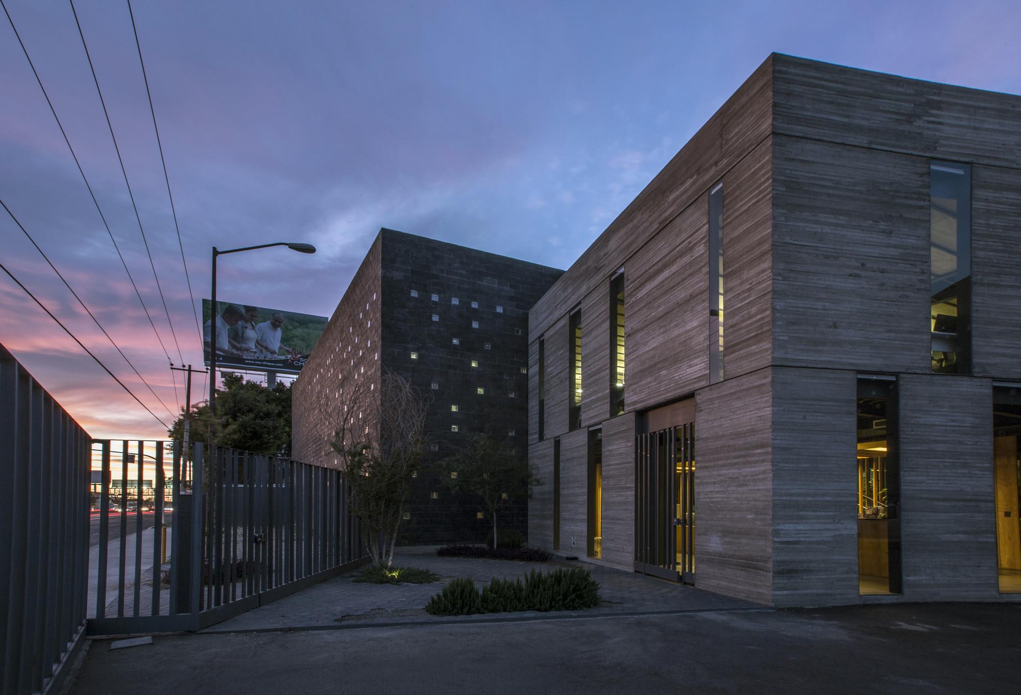 Tesistan Warehouse / CoA arquitectura + Estudio Macias Peredo, © Daniel Robles