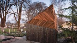 Woodlands Community Garden Shed / Brendan Callander + Jason Pielak  + Stella Cheung-Boyland