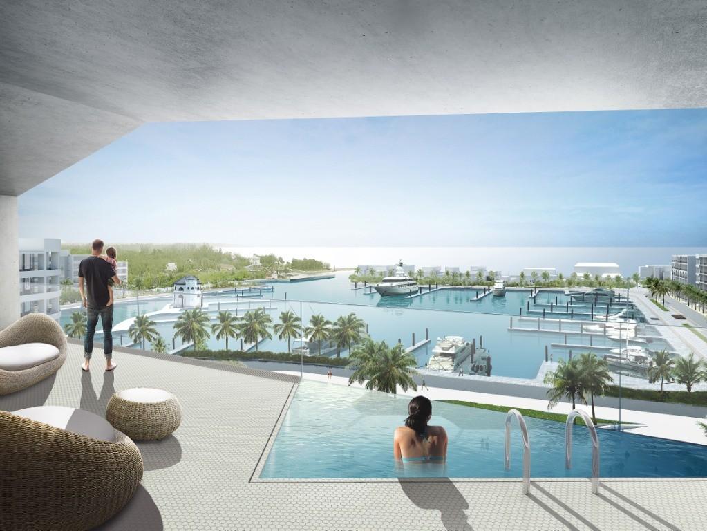 Big Unveils Honeycomb Condominium For Bahamas Resort