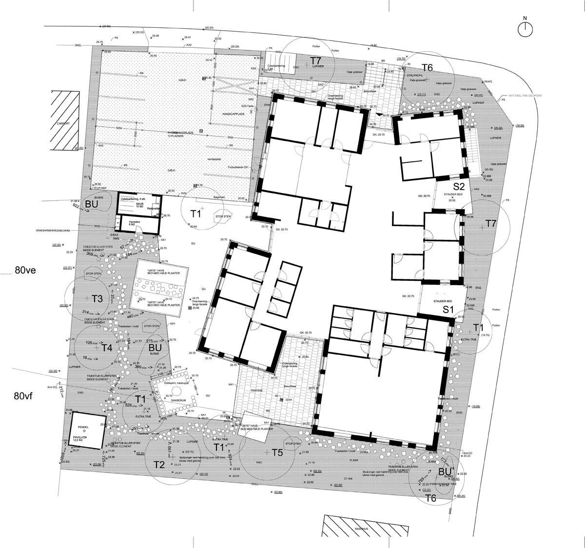 Cancer Center Floor Plan Gallery Of Livsrum Polyform 12