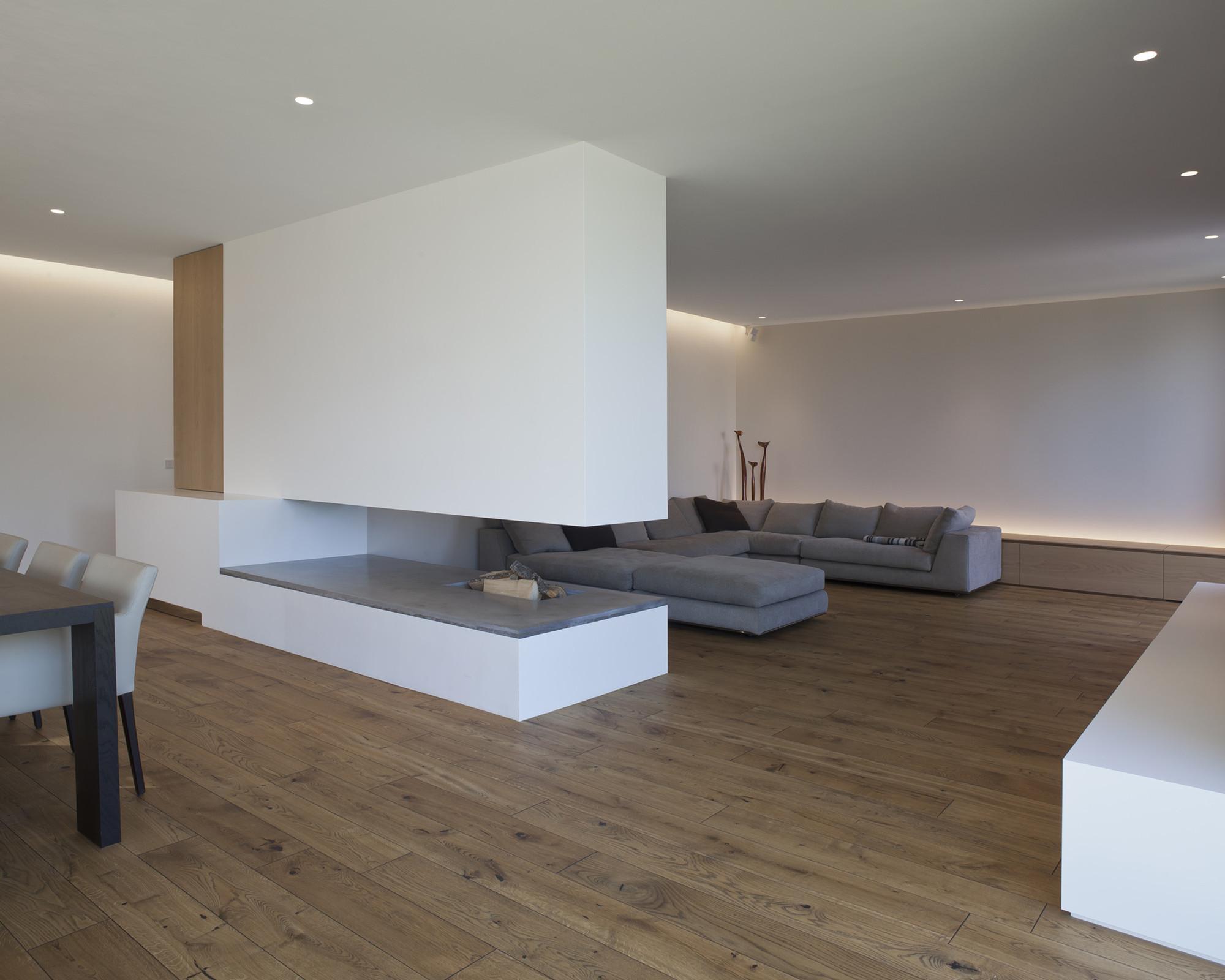 gallery of house p frohring ablinger architekten 4. Black Bedroom Furniture Sets. Home Design Ideas
