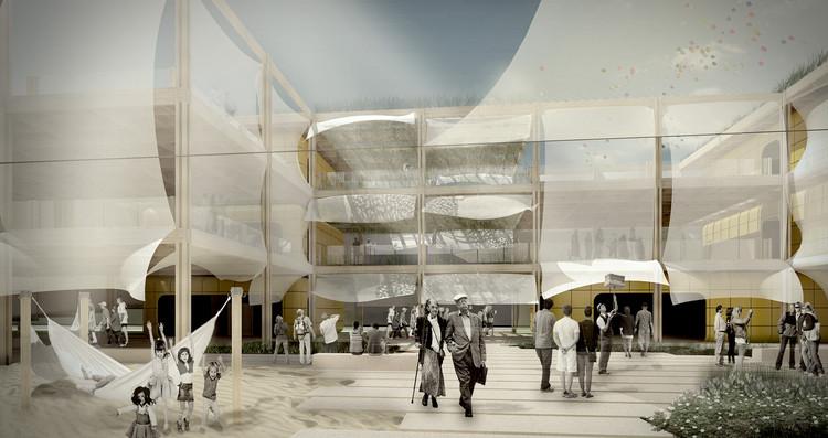 Segundo Lugar no concurso para o Pavilhão do Brasil – Expo Milão 2015 / ATRIA + TiarStudio, Cortesia de ATRIA+TiarStudio