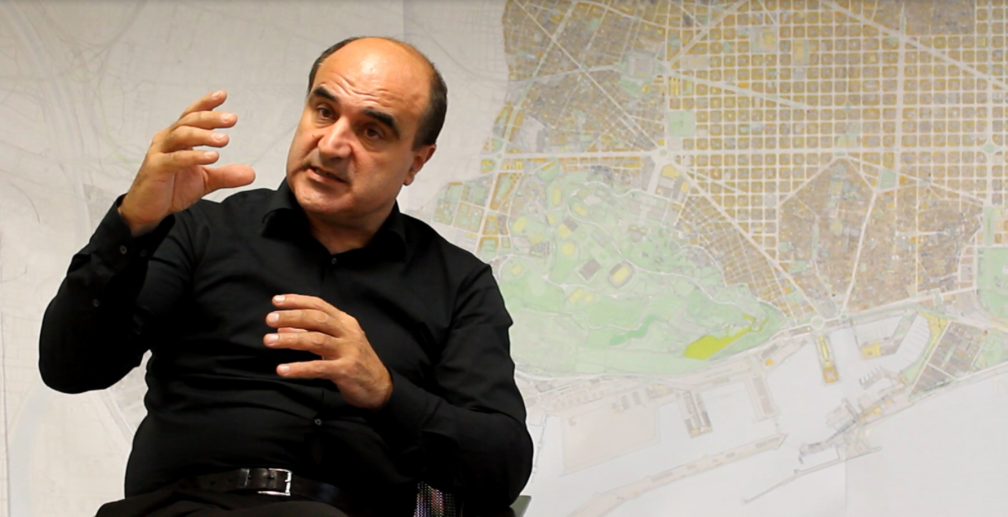 Interview with Vicente Guallart, Chief Architect of Barcelona, © Ewa Szymczyk