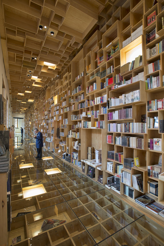 A Cidade Dos Livros E Imagens Taller 6A ArchDaily Brasil