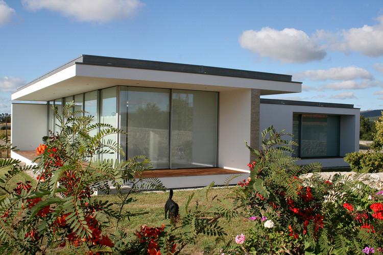 Casa H / GS.arquitetura, © Sandra Gerardo