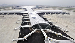 Aeropuerto Internacional de Shenzhen Bao'an / Studio Fuksas