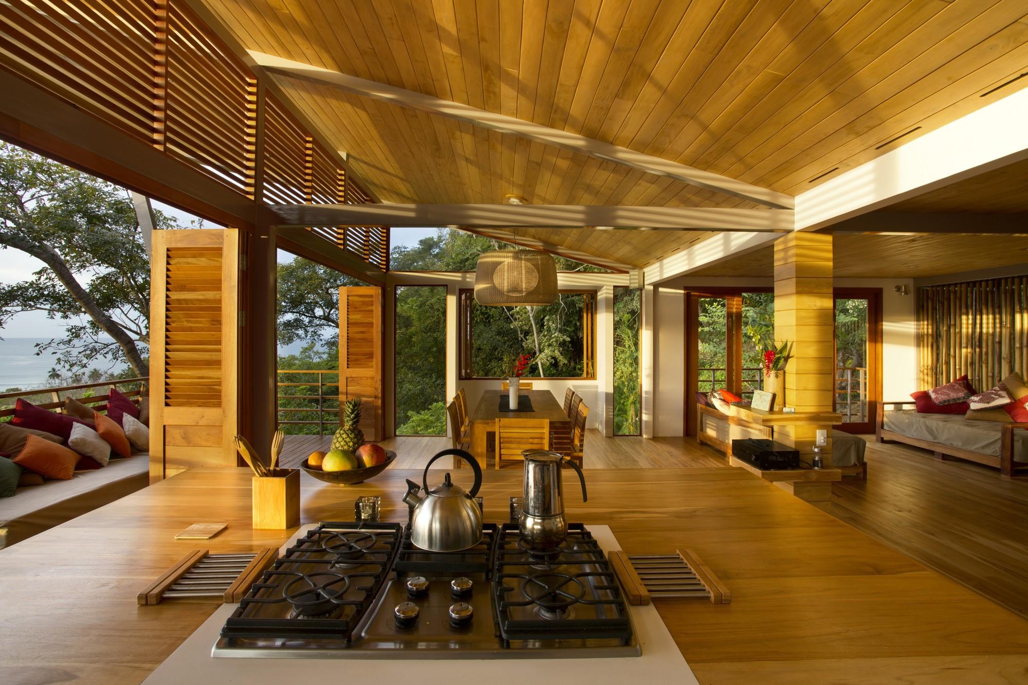 Gallery of flotanta house benjamin garcia saxe for Modelos de jardines interiores