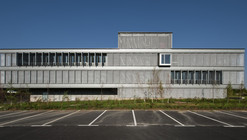 M2 Technological Building,  University of Salamanca / Sanchez Gil Arquitectos