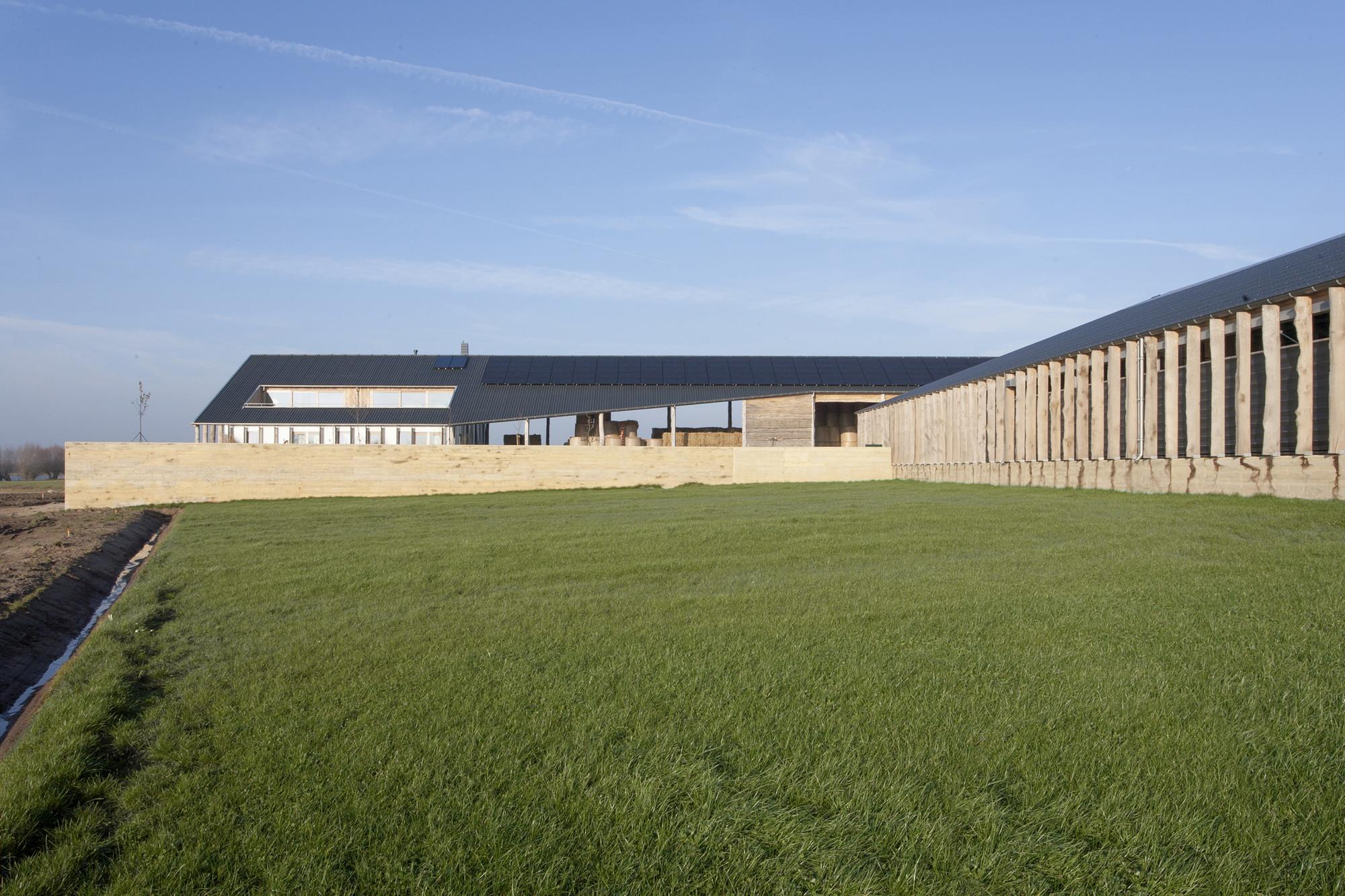 Natuurderij Keizersrande / DAAD Architects, © Rob de Jong