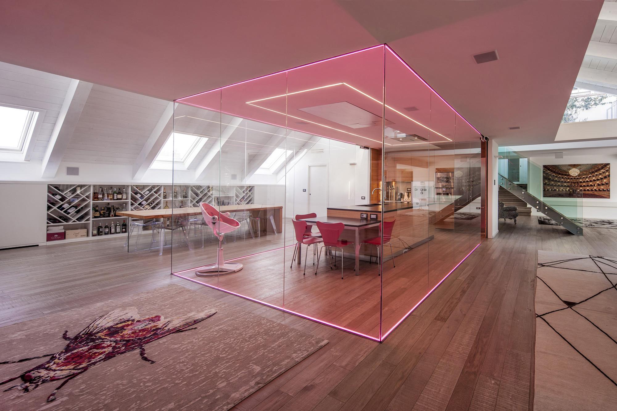 The number 6 gruppo building archdaily - La casa piu bella al mondo ...