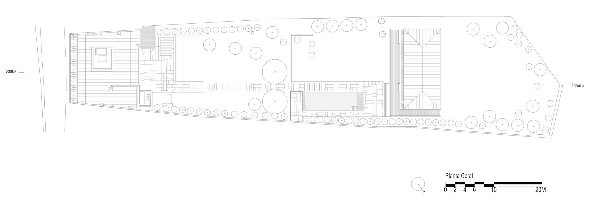 Galeria de pr dio na rua saraiva carvalho alexandre - Arquitectura pereira ...