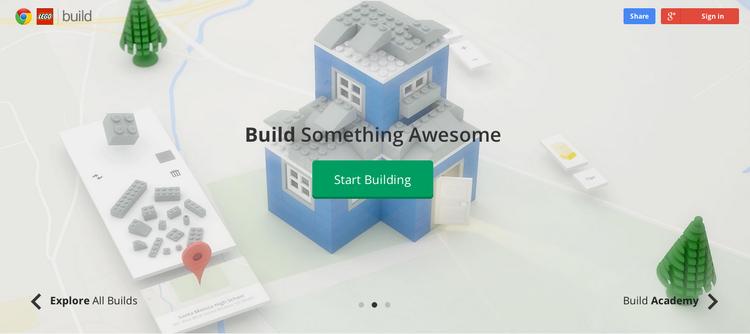 LEGO® e Chrome lançam Jogo Virtual LEGO (Prepare-se para procrastinar)