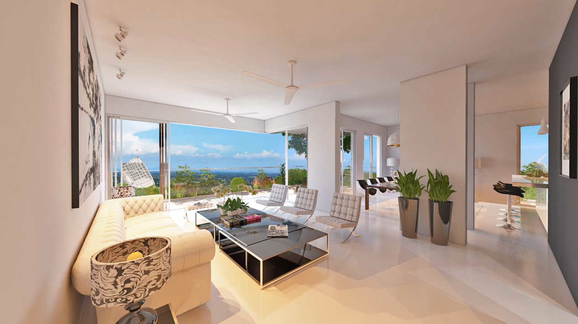 Milroy Perera Designs World's Tallest Residential Vertical Garden